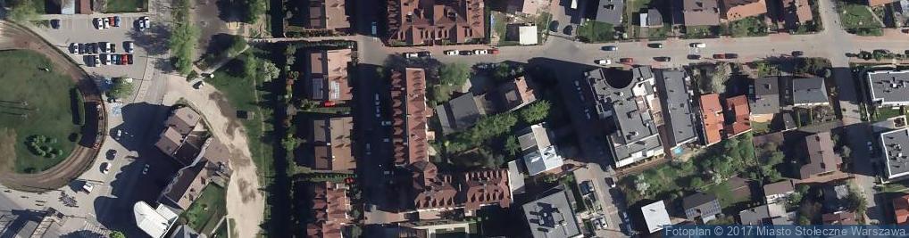 Zdjęcie satelitarne Present Perfect