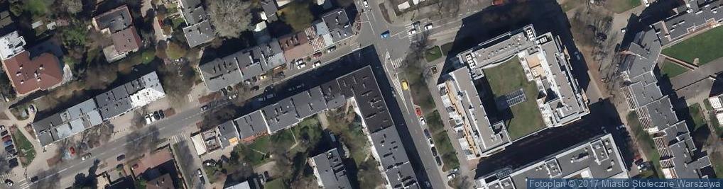 Zdjęcie satelitarne Prezent