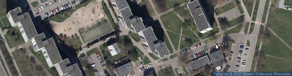 Zdjęcie satelitarne Pro Mar