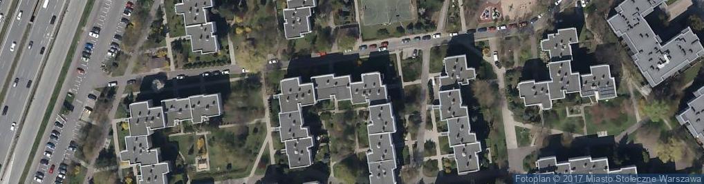 Zdjęcie satelitarne Procreative