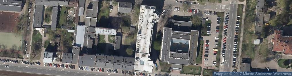 Zdjęcie satelitarne Prodax