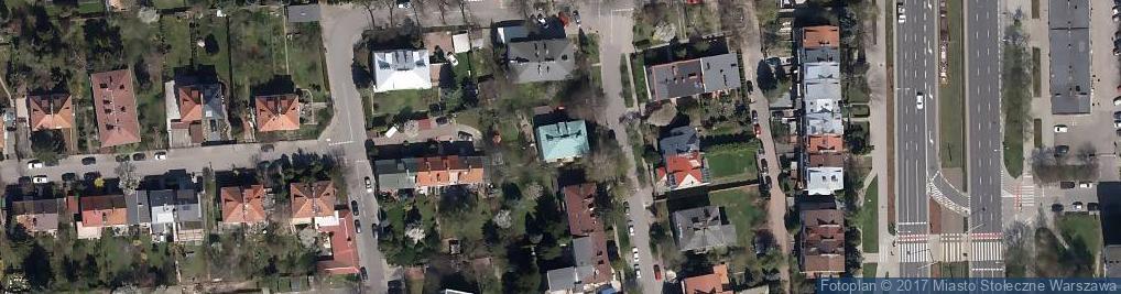 Zdjęcie satelitarne Proinst