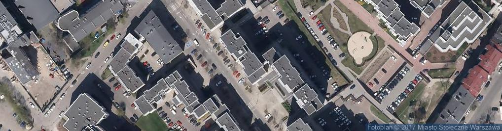 Zdjęcie satelitarne Project Invest