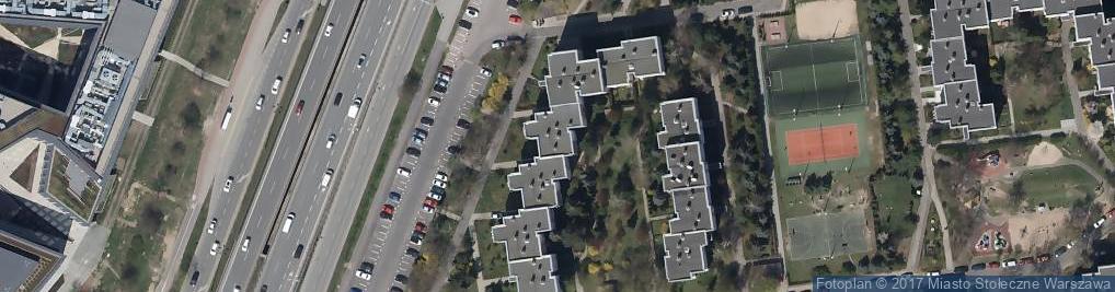 Zdjęcie satelitarne Projekt 2000