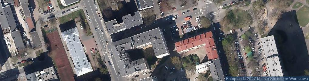 Zdjęcie satelitarne Promexim