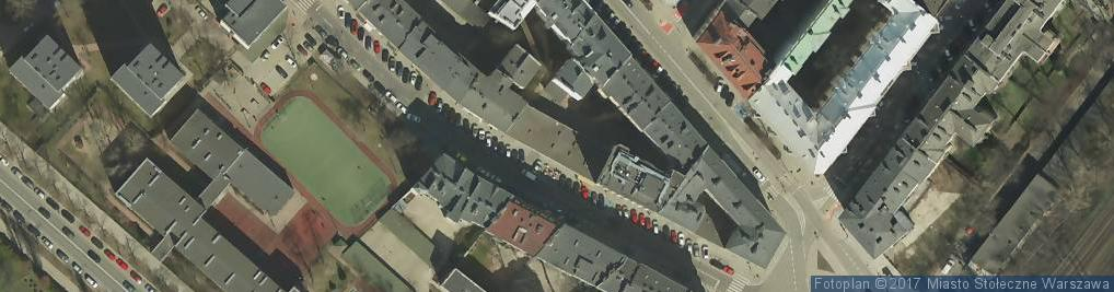 Zdjęcie satelitarne Promil Bartłomiej Mularczyk Wspólnik Spółki Cywilnej
