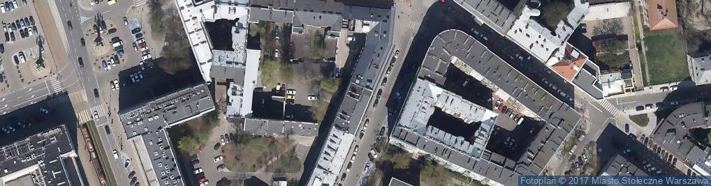 Zdjęcie satelitarne Promocja Dystrybucji i Prywatny Handel Art Konsump