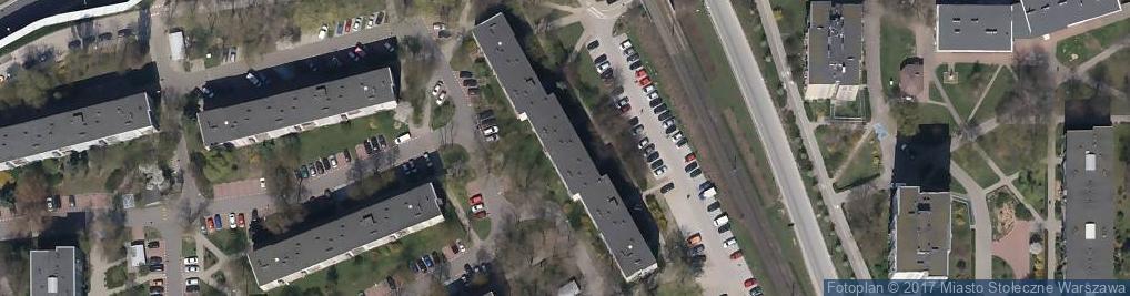 Zdjęcie satelitarne Promocja i Reklama Ol Aid