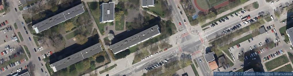 Zdjęcie satelitarne Promotor Art