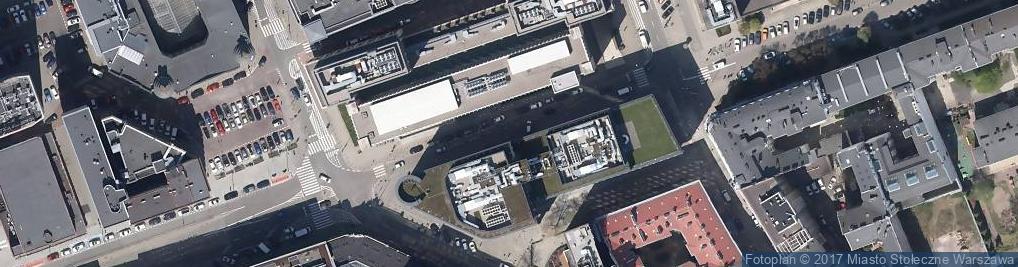 Zdjęcie satelitarne PRT Sport Mroczkowski R Lipiński T Waniek P