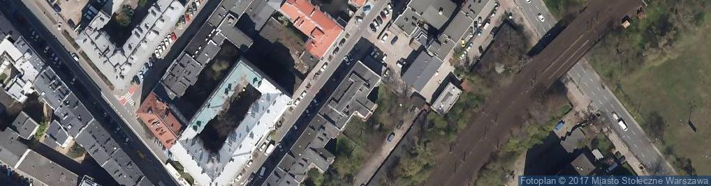 Zdjęcie satelitarne Prymakowscy
