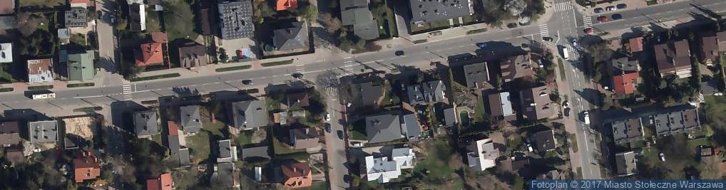 Zdjęcie satelitarne Przedsiębiorstwo, Firma