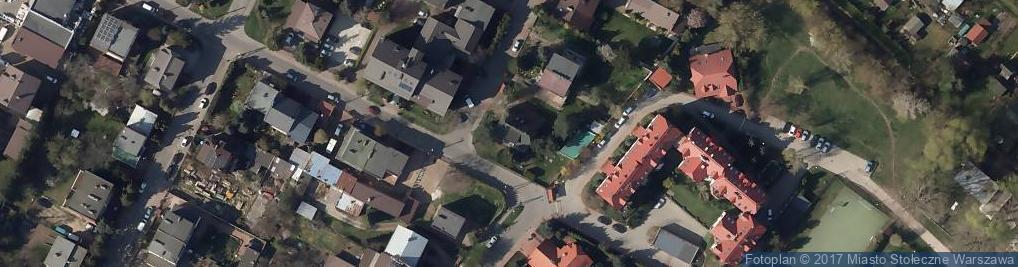 Zdjęcie satelitarne Przedsiębiorstwo Produkcyjno-Usługowo-Handlowe Wir Izabella Górnikowska