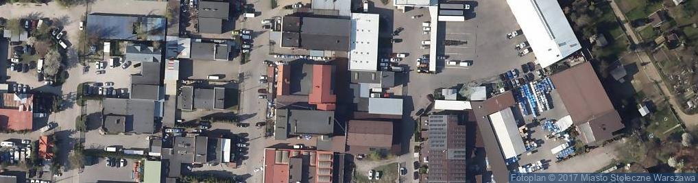 Zdjęcie satelitarne Przedsiębiorstwo Usługowo Produkcyjne ~Cis~ Zenon Batorski