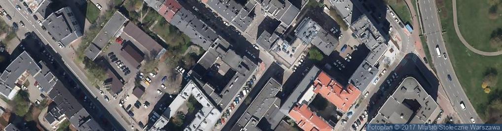 Zdjęcie satelitarne Przemysław Więckowski