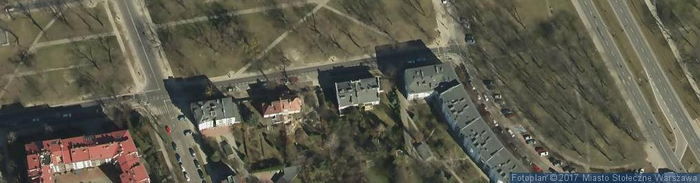 Zdjęcie satelitarne Przemysław Wysocki - Działalność Gospodarcza