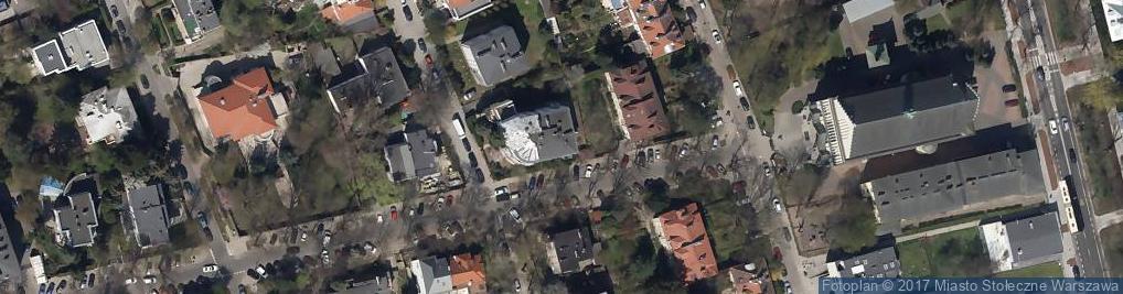 Zdjęcie satelitarne PUPH Wiesława Łuczkowska