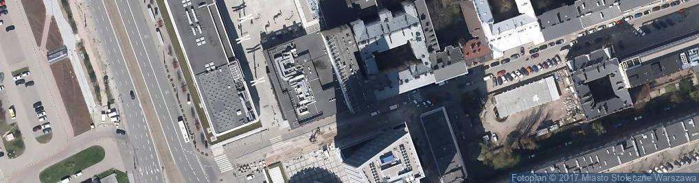 Zdjęcie satelitarne Qrka Entertainment Agnieszka Kurkiewicz