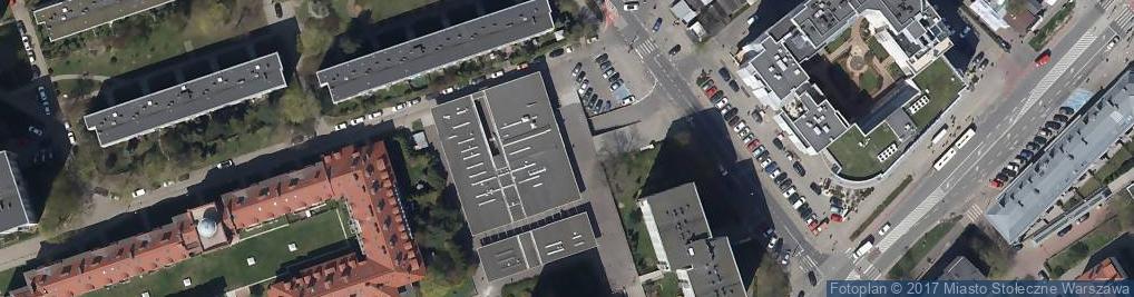 Zdjęcie satelitarne Rad Bud