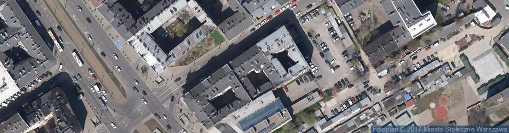 Zdjęcie satelitarne Rafał Nowak - Działalność Gospodarcza
