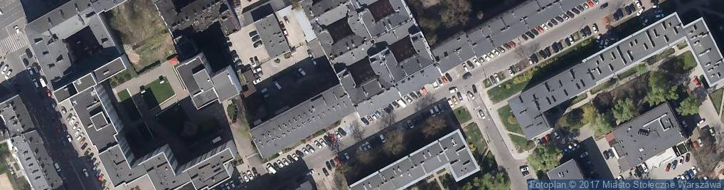 Zdjęcie satelitarne Rafał Piasek Brombra