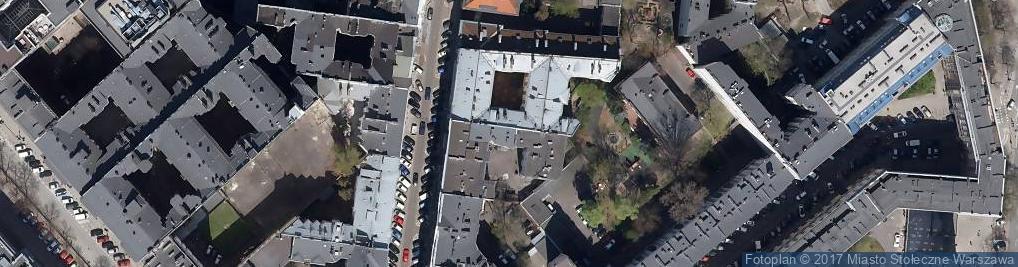 Zdjęcie satelitarne Rant Kamil Prandota-Prandecki