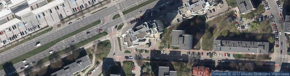 Zdjęcie satelitarne Reeko Organizacja Odzysku Opakowań S.A.