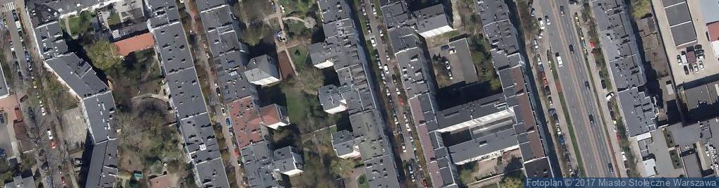 Zdjęcie satelitarne RehaFit, Sergiusz Kulesza