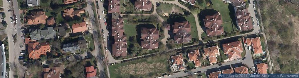 Zdjęcie satelitarne Rett Krauze