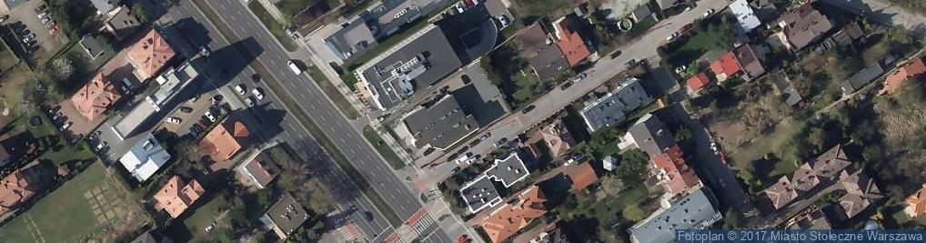 Zdjęcie satelitarne Rezonans Spółka Lekarska
