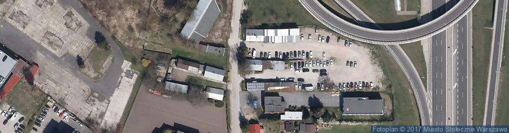 Zdjęcie satelitarne Robert Soból - Wspólnik Spółki Cywilnej Klinika Mycia