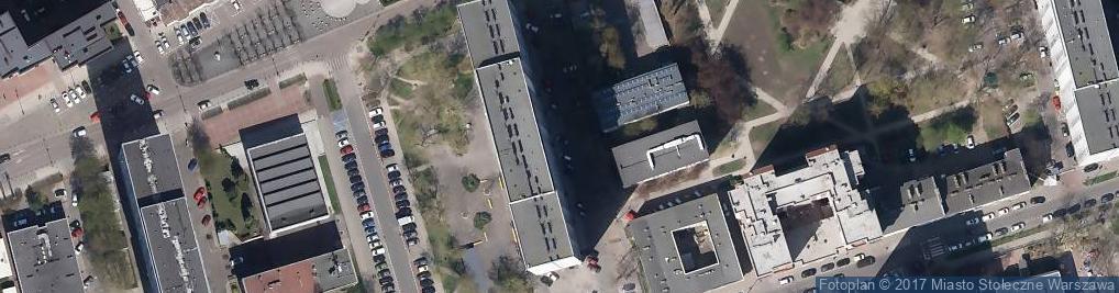 Zdjęcie satelitarne Rocki Podnośniki Koszowe