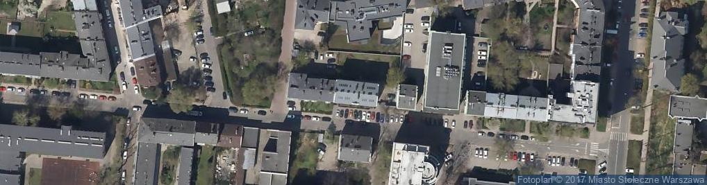 Zdjęcie satelitarne Rolka Studio