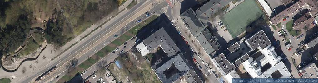 Zdjęcie satelitarne Ryszard Karaszewski - Działalność Gospodarcza