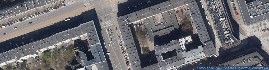 Zdjęcie satelitarne Salon Marrex