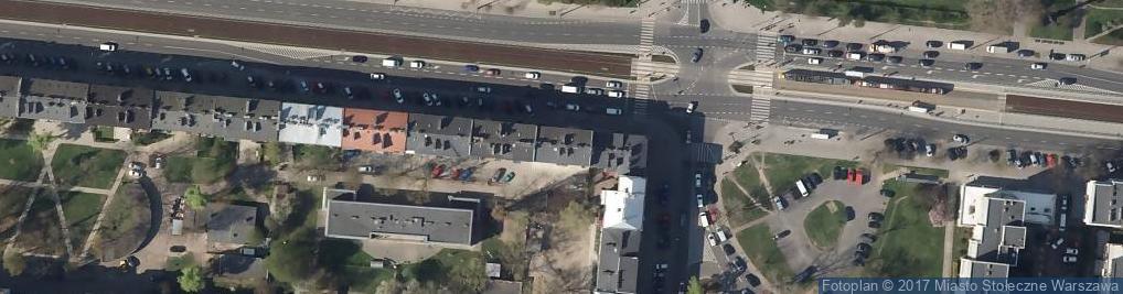 Zdjęcie satelitarne Sąsiedzi