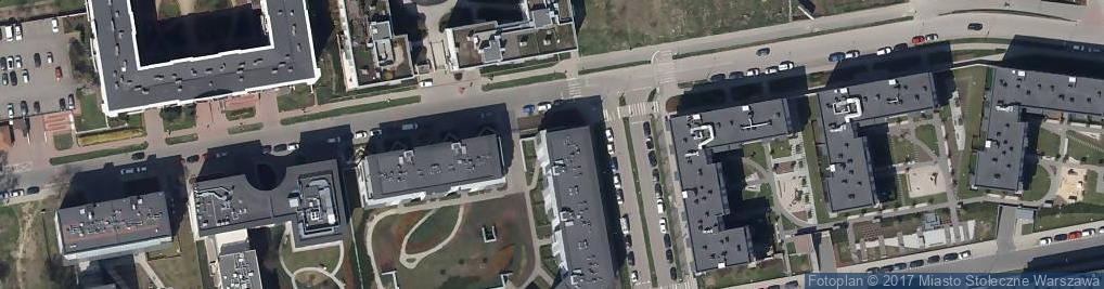 Zdjęcie satelitarne Sava Studio Agnieszka Wiśniewska