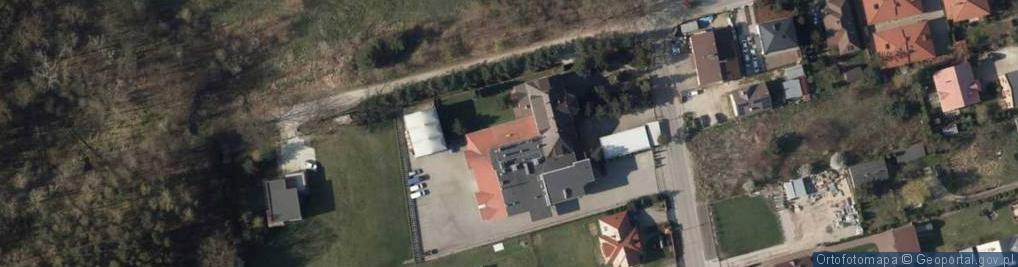 Zdjęcie satelitarne Secpol Sp. z o.o.
