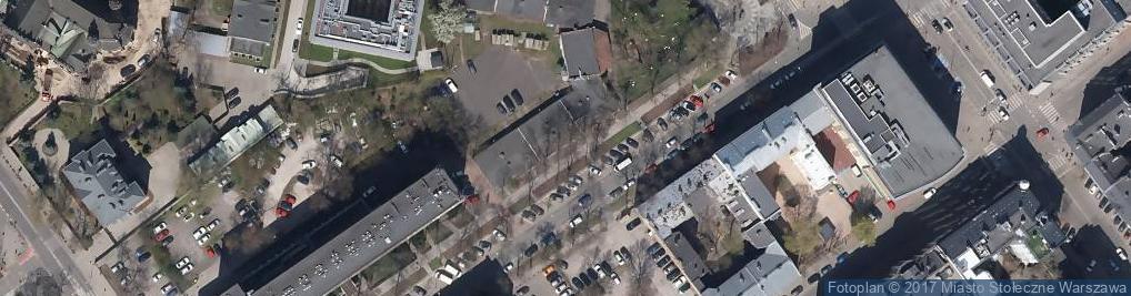 Zdjęcie satelitarne Securex Sp. z o.o.