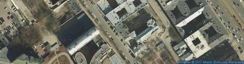 Zdjęcie satelitarne Segment Sound Company