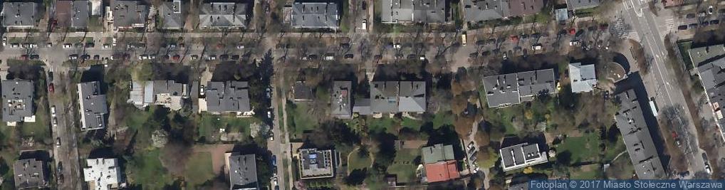 Zdjęcie satelitarne Self Psychoterapia