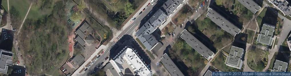 Zdjęcie satelitarne Senza