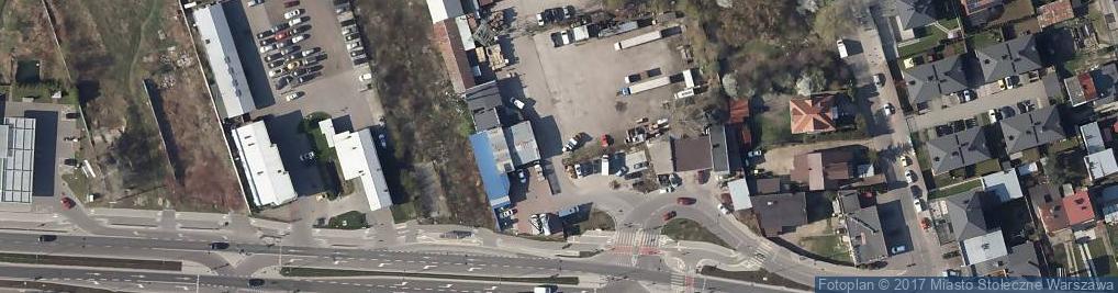 Zdjęcie satelitarne Serwis naprawa części IVECO DUCATO MASTER