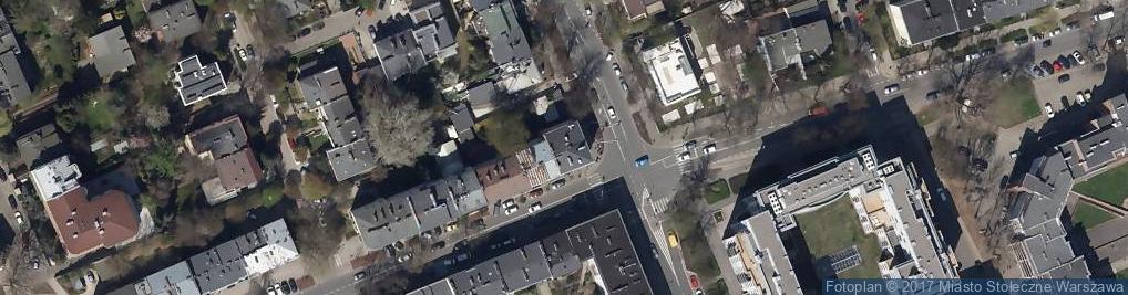 Zdjęcie satelitarne Serwis Sprzętu Sportowego