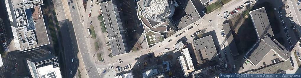 Zdjęcie satelitarne Shellman