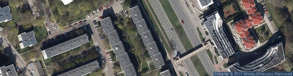 Zdjęcie satelitarne Shorai Consulting Tomasz Łagodziński