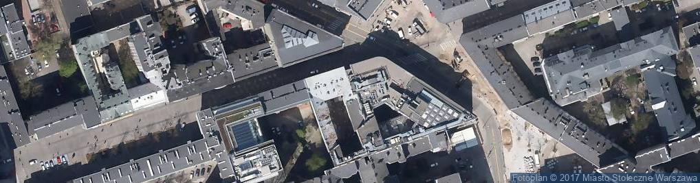 Zdjęcie satelitarne Side One Record Store