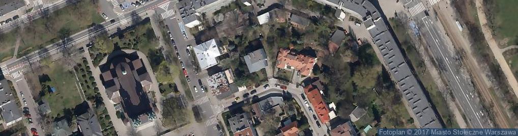 Zdjęcie satelitarne Sigma Biuro Rachunkowe K. Lech A. Lech, P.Lech