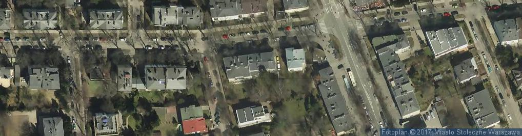 Zdjęcie satelitarne Silikomed - Mirosława Siemiątkowska
