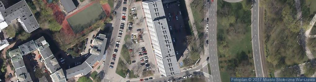 Zdjęcie satelitarne Silva Rerum